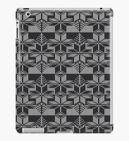 Winter knit  iPad Case/Skin