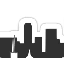 GothamCity Sticker