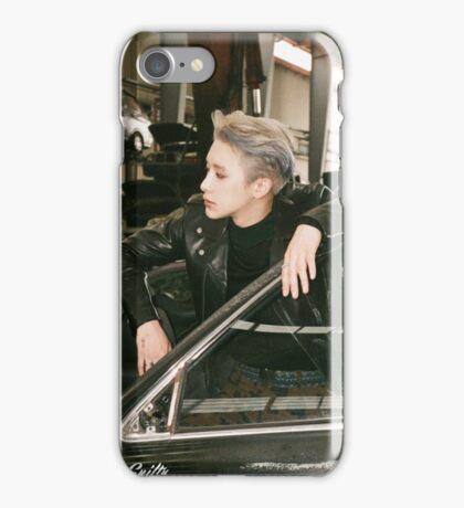 wonho monstax guilty iPhone Case/Skin
