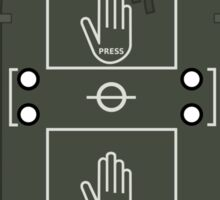 Breaching Charge Set Sticker