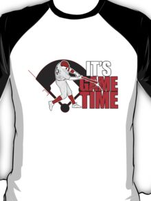 It's Game Time - Baseball (Red) T-Shirt
