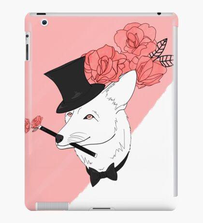 Sly Coyote iPad Case/Skin