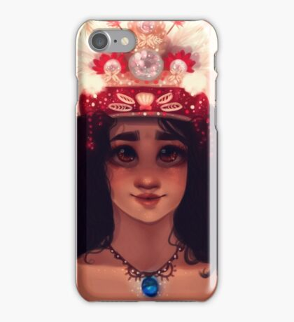 Moana - The Daugther of the Chief iPhone Case/Skin