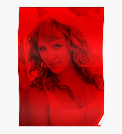 Jenny Wade - Celebrity Poster