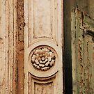 Old Church Door in Murano by jojobob