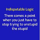 Can't Unstupid Stupid by Erick Sodhi