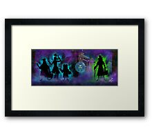 There is aways Room for One More. by Topher Adam 2016 Framed Print
