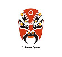 Peking Opera Photographic Print