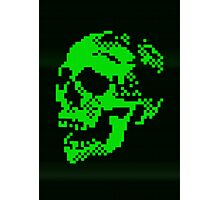 Pixskull Photographic Print