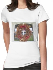Last Christmas Womens Fitted T-Shirt