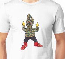 BART YEEZY BAPE Unisex T-Shirt