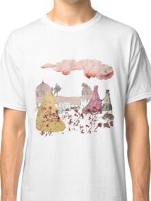 Two andalusian girls Classic T-Shirt