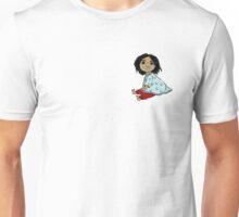 Maya sitting Unisex T-Shirt