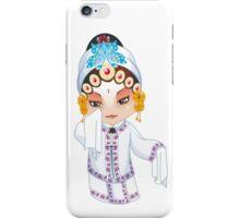 Opera cartoon characters iPhone Case/Skin
