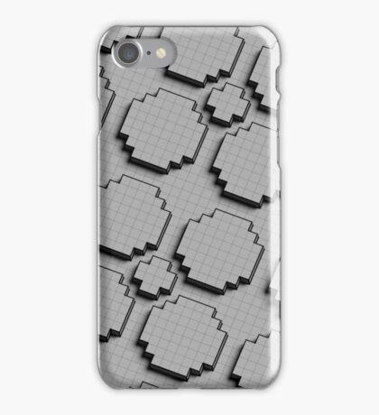 Voxel Pattern iPhone Case/Skin