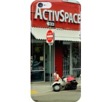 Not So Active Parking Space iPhone Case/Skin