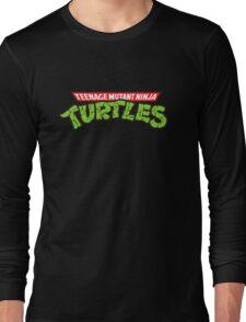 Teenage mutant ninja turtles! Long Sleeve T-Shirt