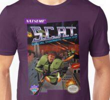 S.C.A.T. - NES Box Art Unisex T-Shirt