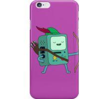 BMO Robin Hood iPhone Case/Skin