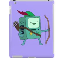 BMO Robin Hood iPad Case/Skin
