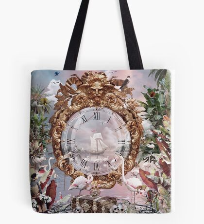 Daydreams - Treasure Island Tote Bag