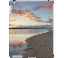 Sunset over Pumicestone Passage.  iPad Case/Skin
