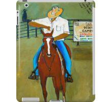 The Fifth Horseman iPad Case/Skin