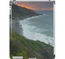 Sunset over Dolphin Point.  Noosa.  iPad Case/Skin