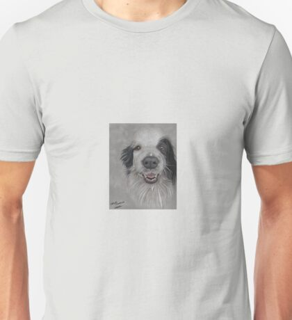 A Border Collie Unisex T-Shirt