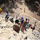 Climbing by zumi