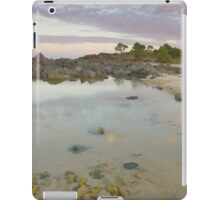 Sunset at Hastings Point. NSW iPad Case/Skin
