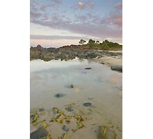 Sunset at Hastings Point. NSW Photographic Print