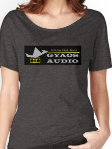 Gyaos Audio Women's Relaxed Fit T-Shirt