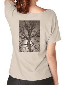 Spooky Tree Women's Relaxed Fit T-Shirt