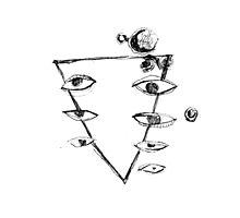 Steele, Evangelion Neon Genesis; illustration by Julia Major