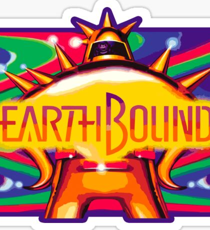 EarthBound (SNES) Sticker