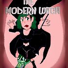 The Modern Witch by Mike Pesseackey (crimsontideguy)