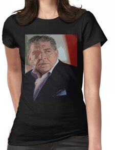 Joey Diaz T-Shirt  Womens Fitted T-Shirt