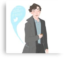 Sherlock Season 4 TST Canvas Print