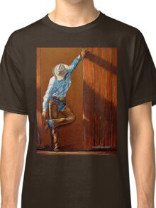 """""""End Of The Trail"""" Classic T-Shirt"""