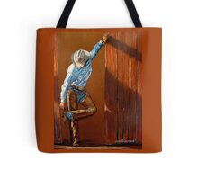 """End Of The Trail"" Tote Bag"
