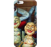 Water Puppets iPhone Case/Skin