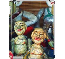 Water Puppets iPad Case/Skin
