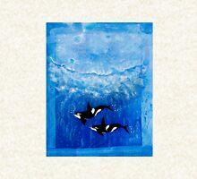 Orcas Zipped Hoodie