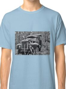 Mack Truck Black And White Classic T-Shirt