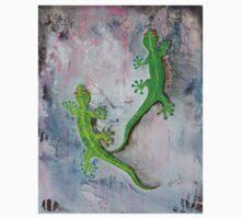 Geckos One Piece - Short Sleeve