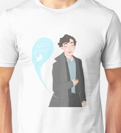 Sherlock Season 4 TST Unisex T-Shirt