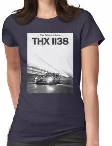 THX-1138 Movie Art Womens Fitted T-Shirt