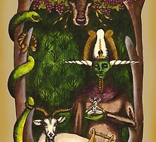 Horned Gods by ImogenSmid