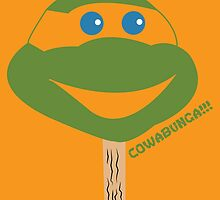 COWABUNGA!!!  by Charles  Perry